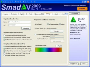smadav 2009 rev 7.1